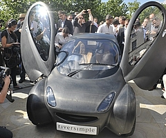 Riversimple car