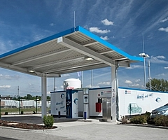 Hydrogen Refuelling Station by Air Liquide